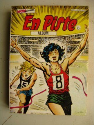 EN PISTE ALBUM 6 ( N°16-17-18) Mon Journal 1981