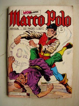 MARCO POLO N° 151 MON JOURNAL 1972