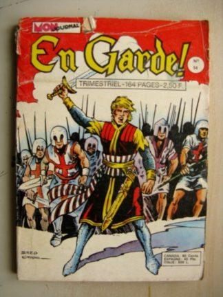 EN GARDE N°54 El Castillano (Mon Journal 1976)