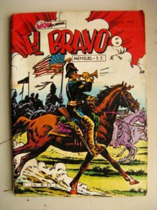 EL BRAVO N°68 (Mon Journal 1983)