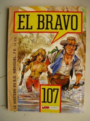EL BRAVO N°107 (Mon Journal 1986)