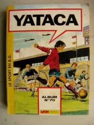 YATACA ALBUM N°70 (231-232-233) Mon Journal 1987