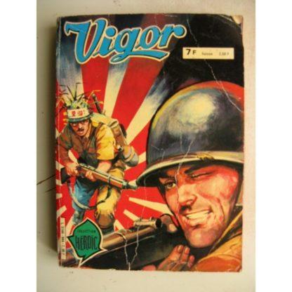 VIGOR ALBUM RECUEIL 944 (N°238- 239-240) AREDIT 1980