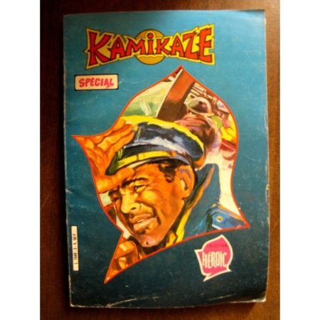 KAMIKAZE SPECIAL N°3 (AREDIT 1984)