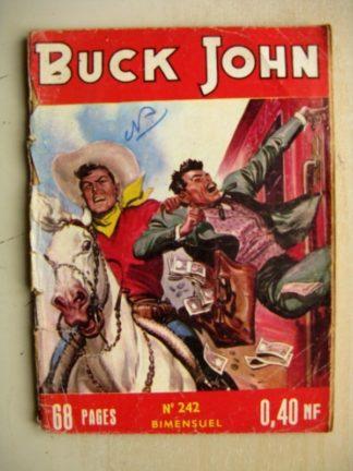 BUCK JOHN N°242 (IMPERIA 1963)