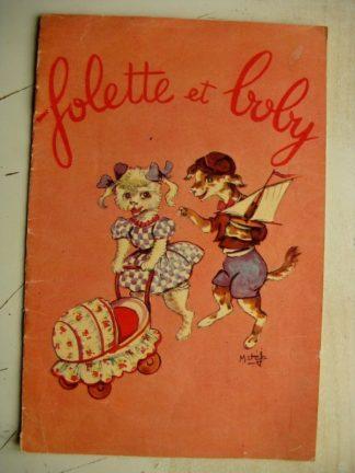 FOLETTE ET BOBY (Matéja) ARTIMA
