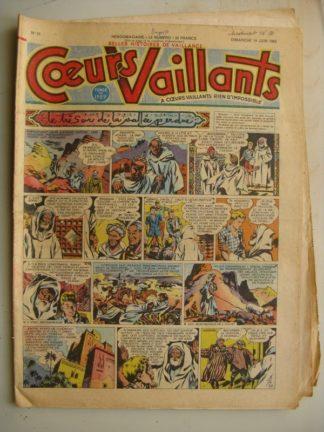 COEURS VAILLANTS N°24 (FLEURUS 1953)