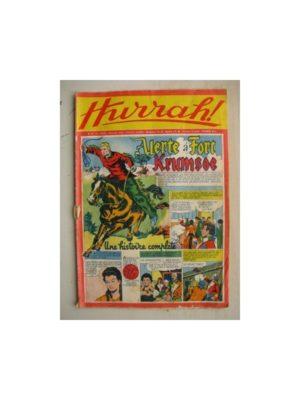 HURRAH N°97 (27 août 1955) Editions Mondiales