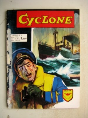 CYCLONE n°32 – AREDIT COURAGE EXPLOIT 1976