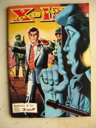 X13 AGENT SECRET N°377 Vie pour vie (IMPERIA 1981)