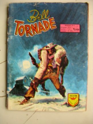 BILL TORNADE N°4 (AREDIT Courage Exploit 1975)
