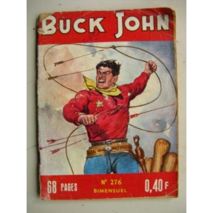 BUCK JOHN N°276 Le pont de Shunkitcha (IMPERIA 1965)
