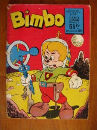 BIMBO N°4 (SNPI JEAN CHAPELLE 1954)