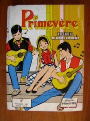 PRIMEVERE ALBUM 707 (N°41-42-43-44) AREDIT 1974