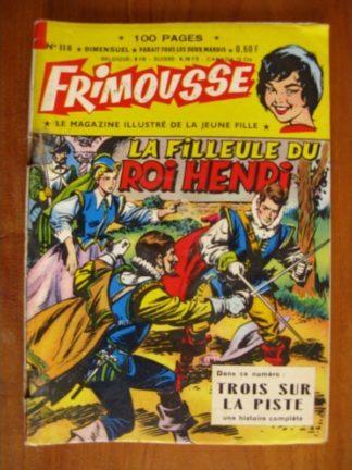 FRIMOUSSE N°118 (CHATAUDUN 1963)