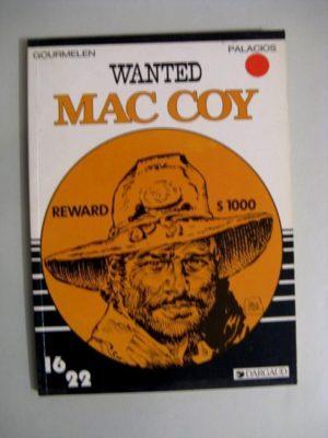 WANTED MAC COY (GOURMELEN – PALACIOS) 16/22 DARGAUD