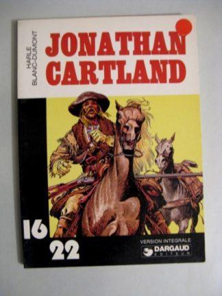 JONATHAN CARTLAND (HARLE - BLANC DUMONT) 16/22 DARGAUD