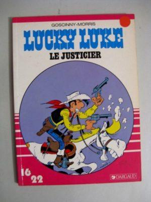 LUCKY LUKE LE JUSTICIER (GOSCINNY – MORRIS) 16/22  DARGAUD