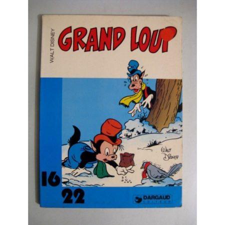 GRAND LOUP (WALT DISNEY) 16/22 DARGAUD