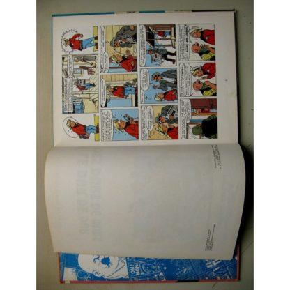 CHICK BILL - LE DUR DE DUR DES DURS DES DURS - TIBET - DARGAUD 1974 EDITION ORIGINALE (EO)