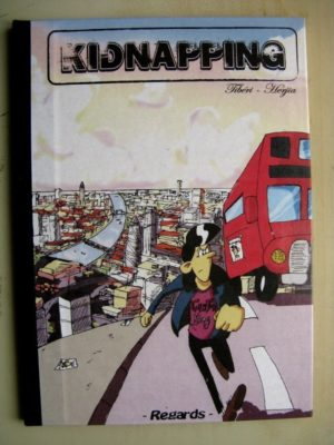 KIDNAPPING (HERJIA - TIBERI) EDITIONS REGARDS 2010
