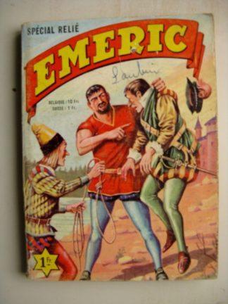 EMERIC - ALBUM RELIE (4-5-6) ARTIMA 1964