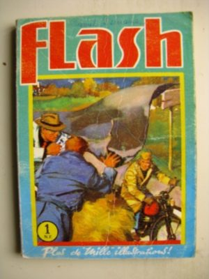 FLASH RECUEIL (n°11-12-13) ALLO Z9 (ARTIMA 1960)