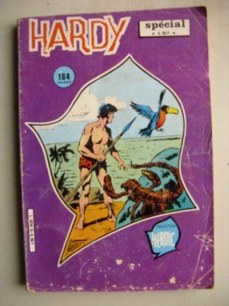 HARDY SPECIAL N°5 L'épopée de Lonely Larry - AREDIT 1984