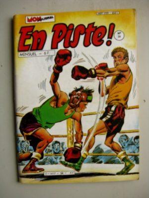 EN PISTE 1e série N°34 – Le démentiel entraînement (Mon Journal 1985)