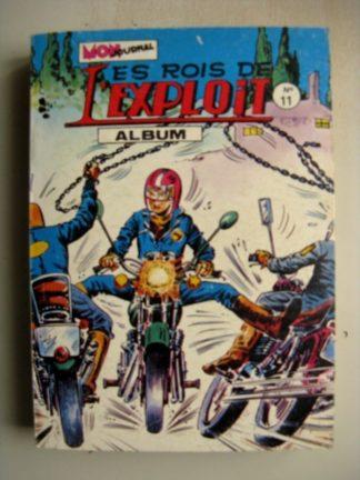 LES ROIS DE L'EXPLOIT - ALBUM 11 (31-32-33) MON JOURNAL 1980