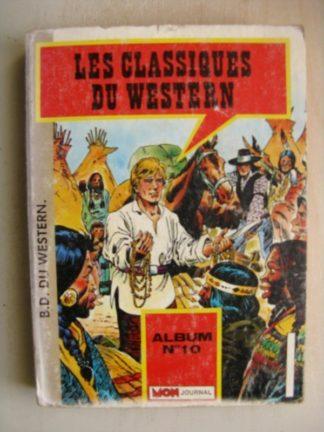 CLASSIQUES DU WESTERN ALBUM 10 (EL BRAVO N°111 - LONG RIFLE N°98 - 103)MON JOURNAL