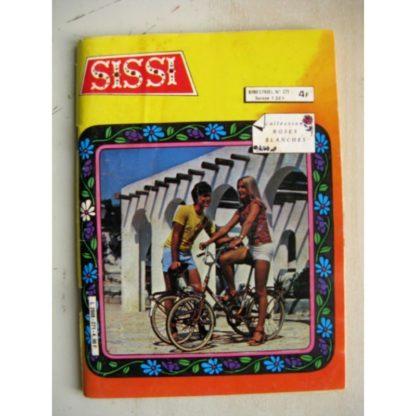 SISSI N°271 Le bonheur est en voyage (AREDIT COLLECTION ROSES BLANCHES 1983)