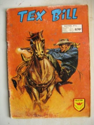 TEX BILL N°76 AREDIT 1972
