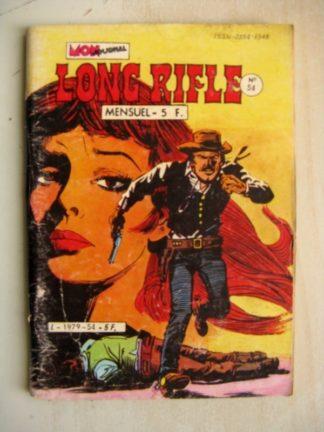 LONG RIFLE N°54 (MON JOURNAL 1982)