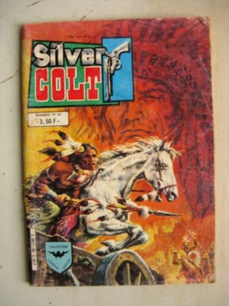SILVER COLT N°55 (AREDIT COURAGE EXPLOIT 1984)