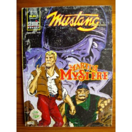 MUSTANG N°288 MARTIN MYSTERE (L'Arche de Noé) SEMIC 2000