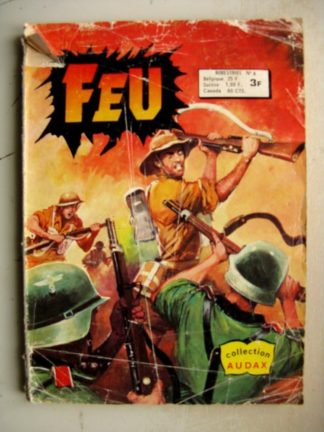 FEU N°6 - AREDIT 1977