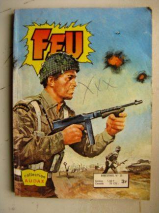 FEU N°25 - AREDIT 1979