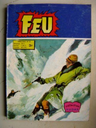 FEU N°10 - AREDIT 1977
