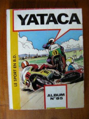 YATACA ALBUM N°85 (219-220-221) Mon Journal 1987