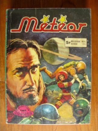 METEOR ALBUM RECUEIL 506 (N°198-199-200) Ray Comet (AREDIT 1975)
