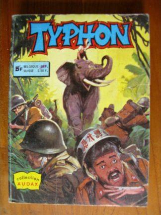 TYPHON ALBUM RECUEIL 668 (N°11-12) AREDIT 1978