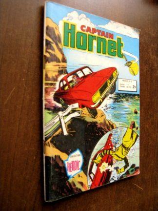 CAPTAIN HORNET N°31 AREDIT 1979