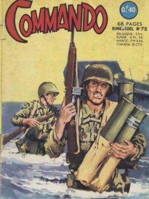 COMMANDO N°75 Le plan de Kwaï Lung (1e partie) ARTIMA 1964