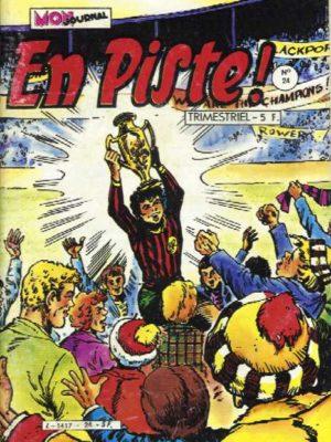 EN PISTE 1e série N°24 – Freddy la teigne (Mon Journal 1983)