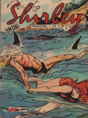SHIRLEY SPECIAL N°20 L'oliveraie – MON JOURNAL 1969