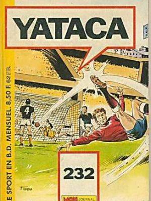 YATACA N°232 Paxton – Goal Keeper (MON JOURNAL 1987)