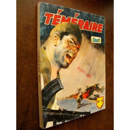TEMERAIRE N°13 (AREDIT 1989)