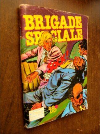 BRIGADE SPECIALE N°3 Adam et Evans, détectives privés (SEPP 1977)
