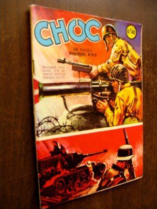 CHOC N°99 (AREDIT 1965)